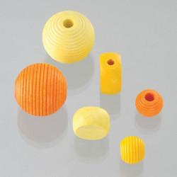 Farb-Formenmix 1, gelb
