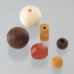 Farb-Formenmix 1, braun