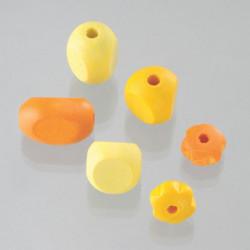 Farb-Formenmix 2, gelb
