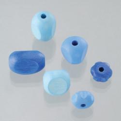 Farb-Formenmix 2, blau