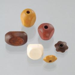 Farb-Formenmix 2, braun