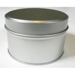 Metalldose rund, Ø 107x65mm, 1Stk.
