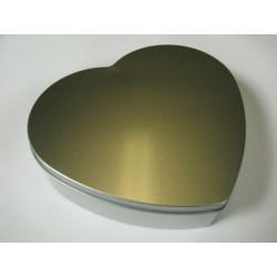 "Metalldose ""Herz"", 183/170x47mm, 1Stk."