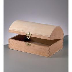 Holztruhe, 20x13x9.5cm
