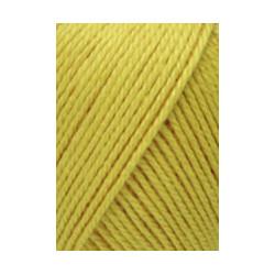Tissa-Garn gelb, 50g/80m