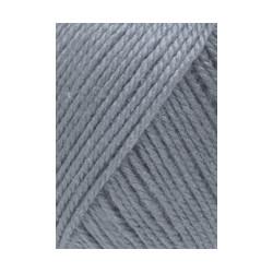 Tissa-Garn grau, 50g/80m