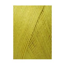Lang Schulgarn gelb, 50g/160m