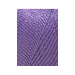Lang Schulgarn violett, 50g/160m
