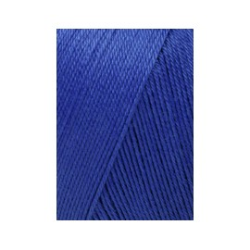 Lang Schulgarn blau, 50g/160m