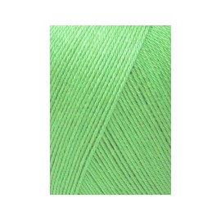 Lang Schulgarn hellgrün, 50g/160m