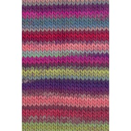 Wolle Mille Colori bunt-mix, 50g/92m