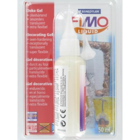 Fimo Liquid Deko Gel 50ml Bastelprofi