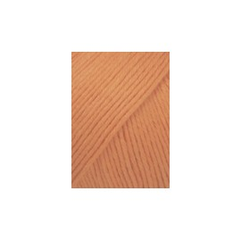 Wolle Baby Cotton, orange, 50g/180m