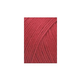 Wolle Baby Cotton, rot, 50g/180m
