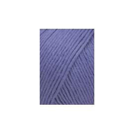 Wolle Baby Cotton, lila, 50g/180m