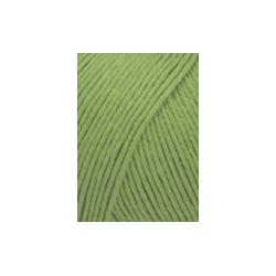 Wolle Baby Cotton, mittelgrün, 50g/180m