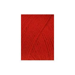 Wolle Merino 200, rot, 50g/203m