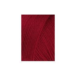 Wolle Merino 200, dunkelrot, 50g/203m