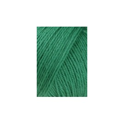 Wolle Merino 200, grün, 50g/203m