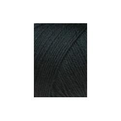 Wolle Merino 200, schwarz, 50g/203m