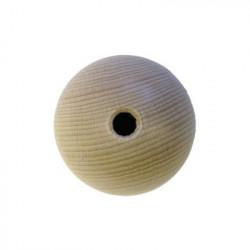Holzkugel roh, Ø 50mm