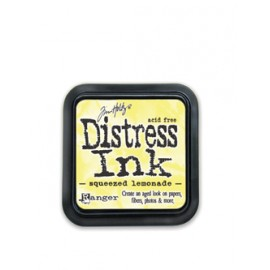 Distress Ink, Squeezed Lemonade, 5x5cm