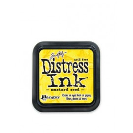 Distress Ink, Mustard Seed, 5x5cm