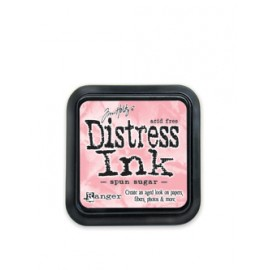 Distress Ink, Spun Sugar, 5x5cm