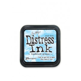 Distress Ink, Tumbled Glass, 5x5cm