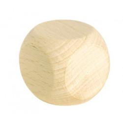 Holzwürfel, 25mm