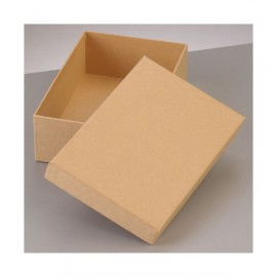 Kartonbox rechteck, 16.5x10.5cm, Höhe: 8cm