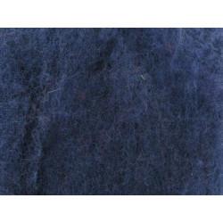 Filzwolle, dunkelblau