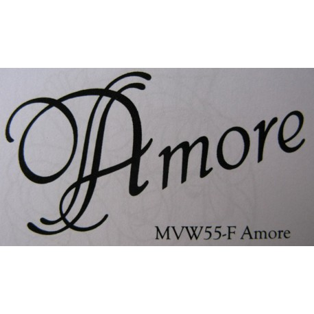 "Clearstamp ""Amore"", 67x31mm"